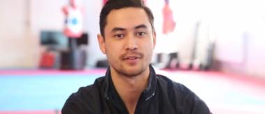 Rekrutteringslag i Taekwondo mønster - thumbnail