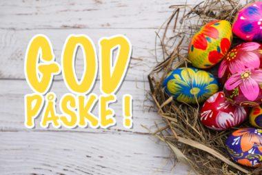 NKF ønsker alle en riktig god påske - thumbnail
