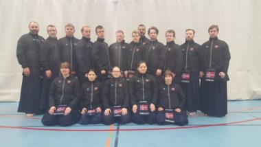 EM i Kendo i gang – Norge representert i alle klasser - thumbnail