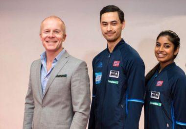 Taekwondo mønster: Samling for rekrutteringslaget - thumbnail