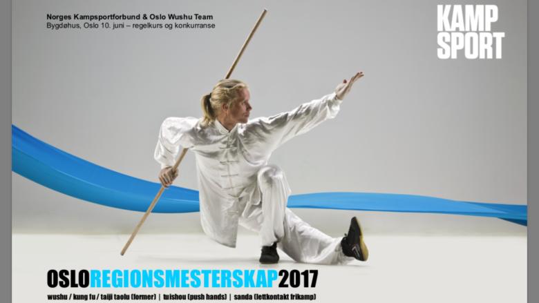 Regionmesterskap i Kung Fu - thumbnail