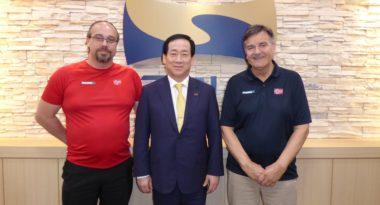 Forståelse og respekt: Besøkte Kukkiwon i Sør-Korea - thumbnail