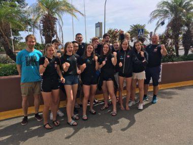 Junior-VM i karate er i gang - thumbnail