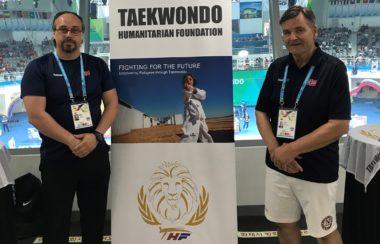 Støtt Taekwondo Humanitarian Foundation - thumbnail