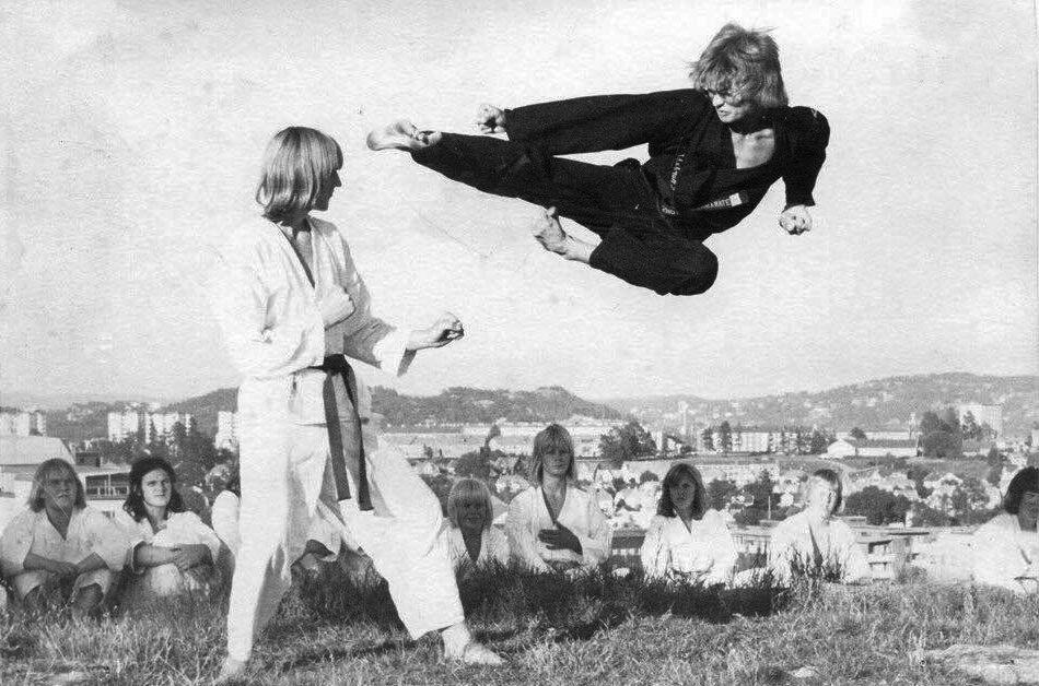 – Karate har vært kjernen i livet - thumbnail