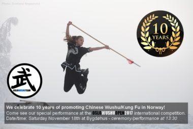 Internasjonale topputøvere til Oslo Wushu Open - thumbnail