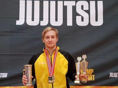 Variasjon og spenning under årets jujutsu-NM - thumbnail