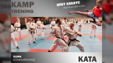 Bli med på karate kick-off 2018 - thumbnail