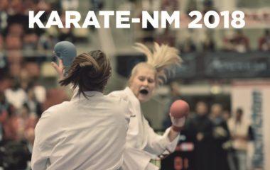 Velkommen til NM i karate - thumbnail