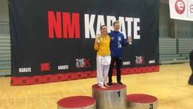 Kongepokalvinnere i karate-NM i helgen - thumbnail