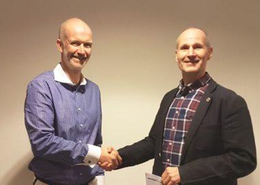 Fornyet samarbeidsavtale med Franzefoss - thumbnail