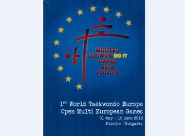 Invitasjon til European Open Taekwondo Games - thumbnail