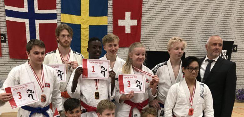 Norske utøvere imponerte i Danish Open - thumbnail