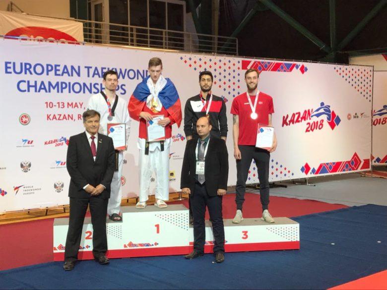 Bronse til Richard André Ordemann i taekwondo-EM - thumbnail