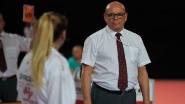 Robert Hamara – Olympisk dommer i karate - thumbnail