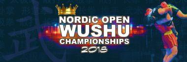 Nordisk mesterskap i wushu - thumbnail