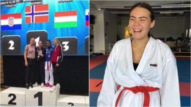 Annika Sælid med gull i Kroatia før ungdoms-OL - thumbnail