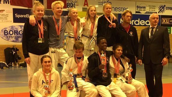 Norgesmesterskap jujutsu 2018 - thumbnail