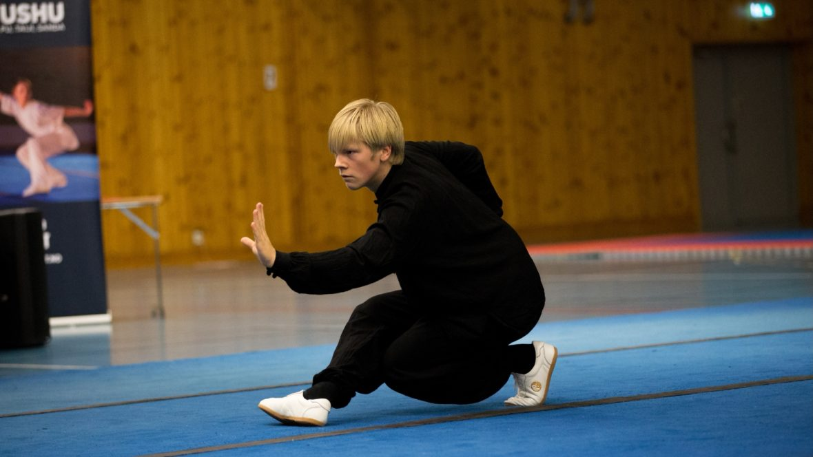 Norgesmesterskap wushu - thumbnail