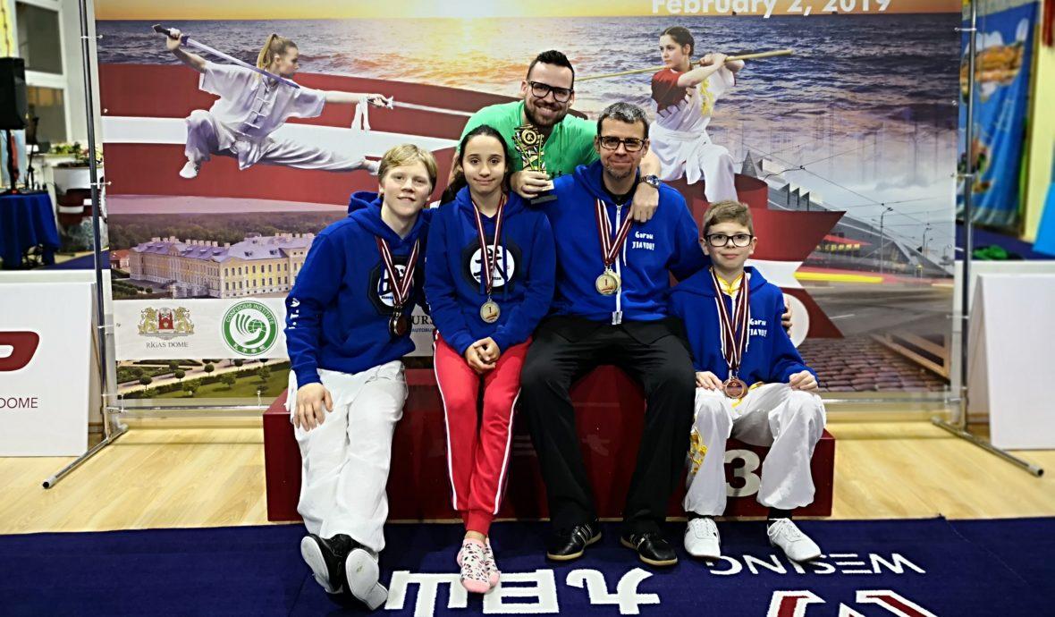 LATVIA WUSHU OPEN – medaljefangst - thumbnail