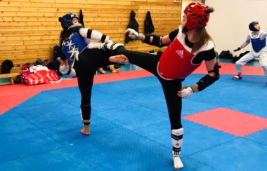 Taekwondo: Uttakssamling til utviklingsgruppen - thumbnail