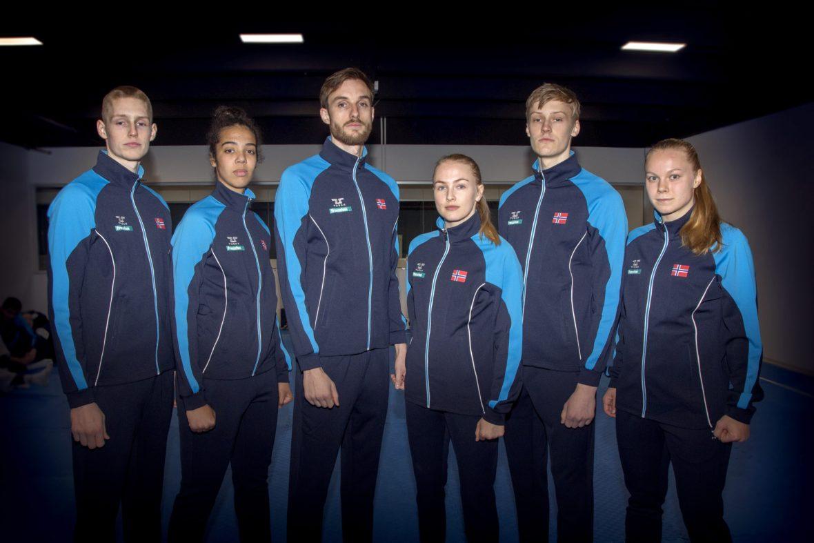 Til Manchester med gull i sikte: Norske taekwondo-håp klare for VM - thumbnail
