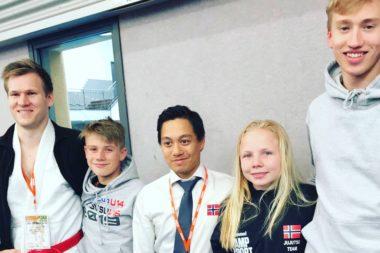 God norsk innsats i Nederland - thumbnail