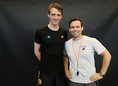 Wushu: Milos Joksimovic (21) representerer Norge i World Martial Arts Games - thumbnail