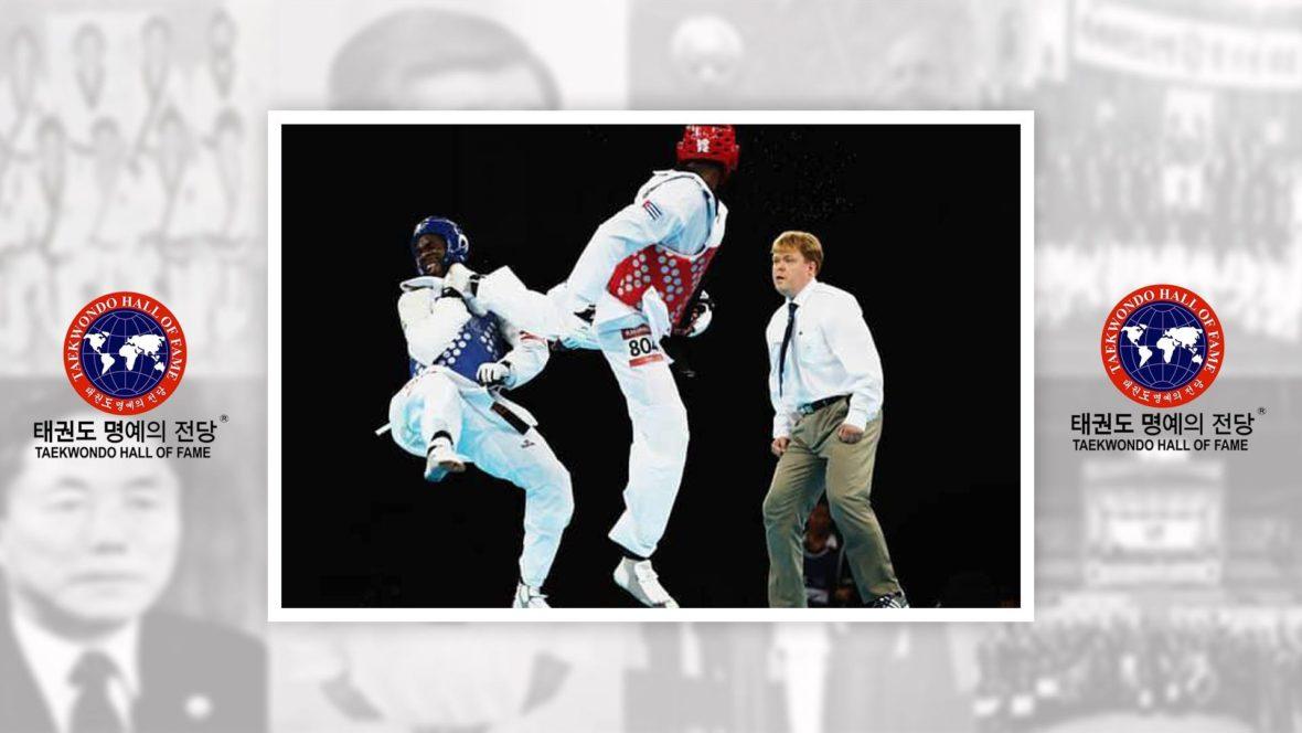 Taekwondo: Grandmaster Stig Ove Ness tas opp som medlem av Hall of Fame - thumbnail