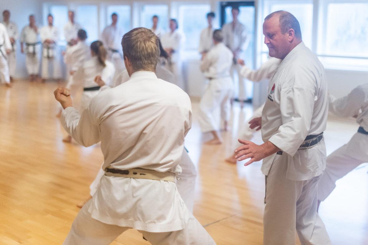 Shotokan-komiteen inviterer til kick off! - thumbnail