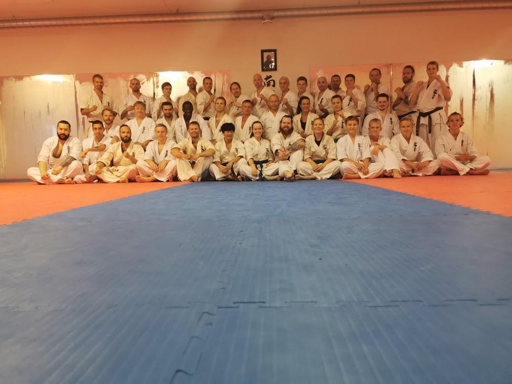 Fullkontakt karate: NKO-kick off region Øst - thumbnail