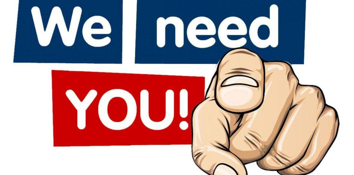 Ungdomskomiteen søker personer til sentrale roller - thumbnail