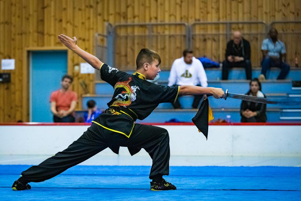 Wushu-landslaget 2020: Kvalifisering og fysiske krav - thumbnail
