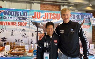 Jujutsu: Resultater fra U16-VM og U18-EM - thumbnail