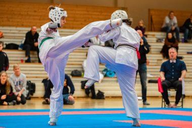 Fullkontakt karate: Rekordmange juniorer og barn på Lørenskog-cup - thumbnail
