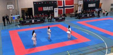 WKF: Lag-NM i karate avholdt - thumbnail