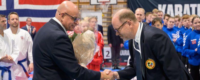 Norsk dommer til OL i Tokyo - thumbnail