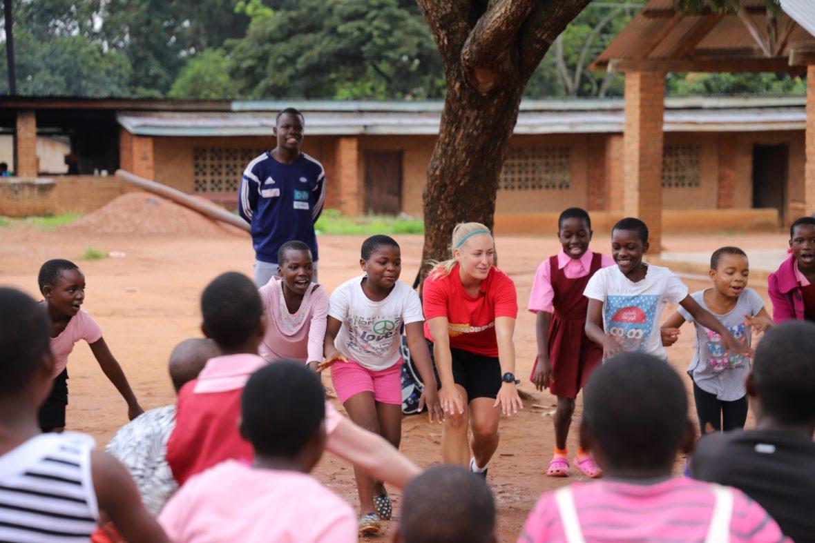 Idrettens fredskorps: Søk om deltakelse - thumbnail