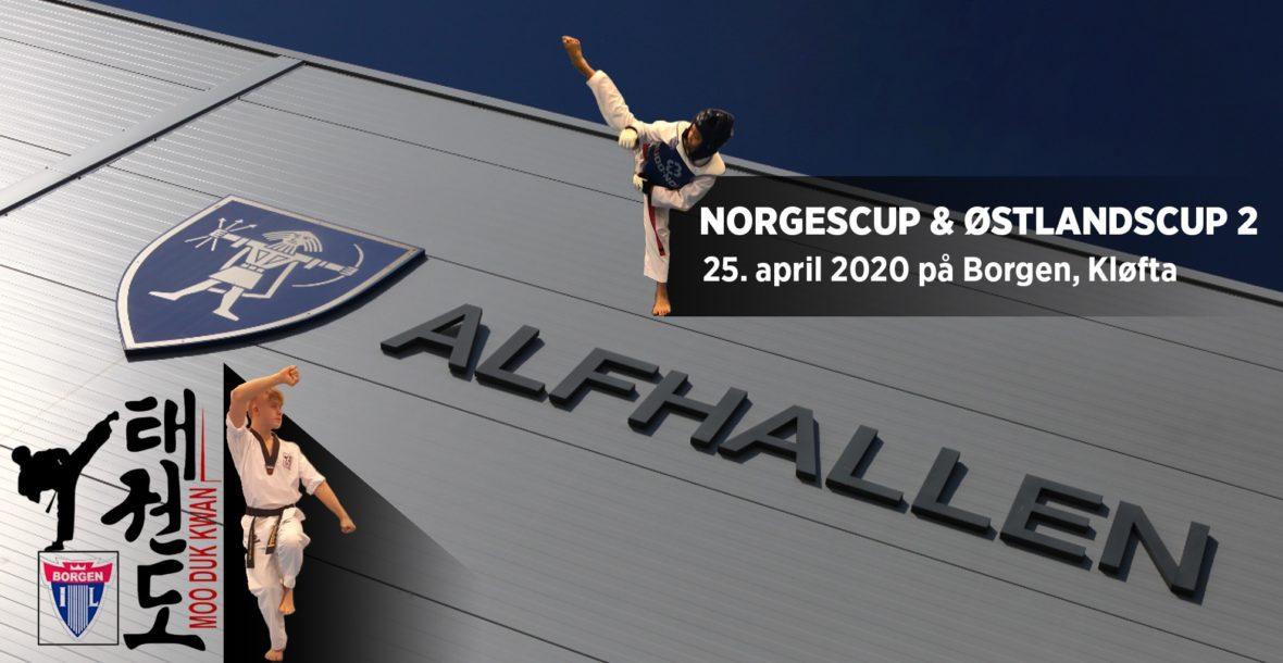 Velkommen til Østlandscup 2 og Norgescup 2 - thumbnail