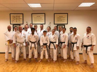 Shotokan: Vintertrening i Lura Karateklubb - thumbnail