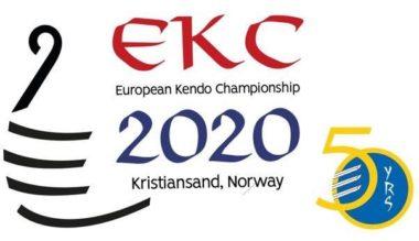 Kendo-EM 2020 avlyses - thumbnail