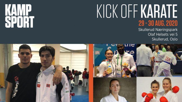 KARATE – Kick Off Karate