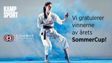 E-stevne WKF: Vi gratulerer vinnerne av årets Sommercup! - thumbnail