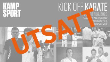 WKF: Kick off utsatt - thumbnail