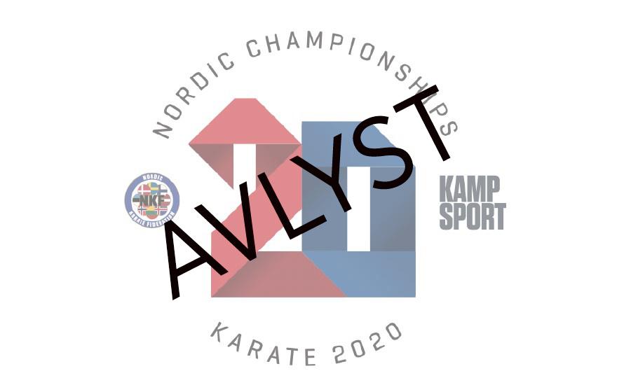 Nordisk mesterskap i karate avlyst - thumbnail