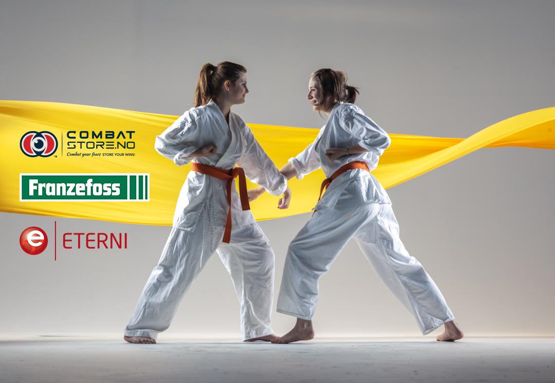 Fullkontakt: Velkommen til Norgescup i kyokushin-kata! - thumbnail