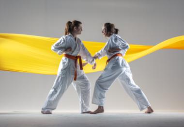 Nyttårshilsen fra karate-seksjonen - thumbnail