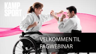 Fagwebinar: Paraidrett - thumbnail
