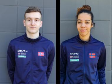 Ingen OL-billett for Eliza Frazier (22) og Milos Pilipovic (19) - thumbnail