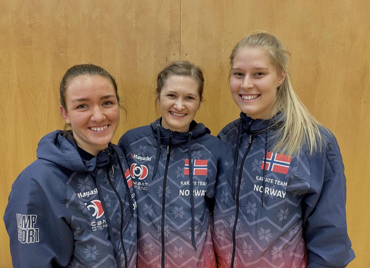 Karate-EM: Følg mesterskapet LIVE! - thumbnail
